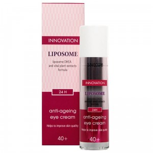Liposome Anti-Ageing Eye Cream with Vital Plant Extracts Formula