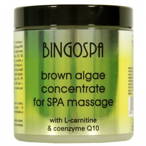 Concentrate Brown Algae for SPA Massage with Coenzyme Q10