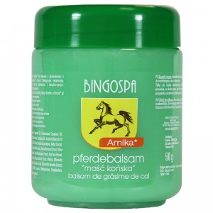 Pferdebalsam - Horse Balsam Ointment Cream With Arnica Extract