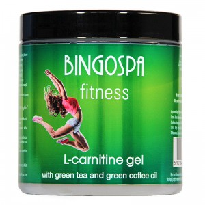 L–carnitine gel with Green Tea and Green Coffee Oil