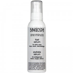 One Minute Fast Serum For Dry Skin