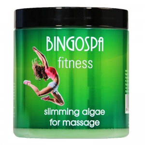 Slimming Algae for Massage - fitness