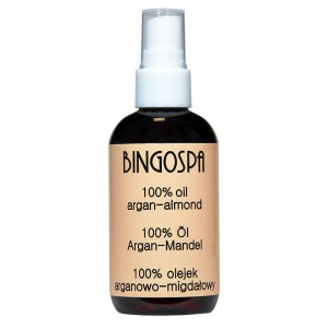 100% Argan - Almond Oil 100ml