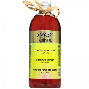 Peat Nectar For Bath With Honey WELLNESS