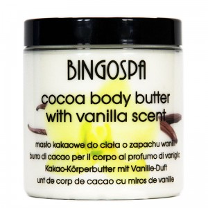 Cocoa Body Butter Vanilla