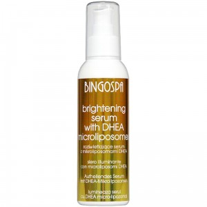 Brightening Serum with DHEA Microliposomes