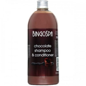 Dark Chocolate Nourishing Shampoo and Conditioner